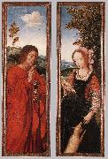 MASSYS, Quentin John the Baptist and St Agnes oil painting picture wholesale