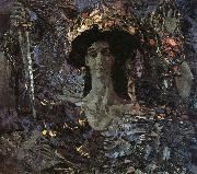 Mikhail Vrubel The Six-winged seraph oil painting picture wholesale