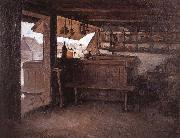 Nicolae Grigorescu The Shop oil painting picture wholesale