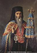 Nicolae Grigorescu The Metropolitan Bishop Sofronie Miclescu oil painting picture wholesale