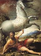 PARMIGIANINO The Conversion of St Paul oil painting picture wholesale