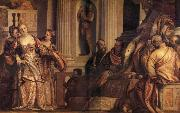 Paolo Veronese L'evanouissement d'Esther oil painting picture wholesale