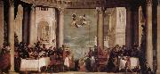 Paolo Veronese Le Repas chez Simon le Pharisien oil painting picture wholesale