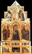 Piero della Francesca Polyptych of St Anthony oil painting picture wholesale