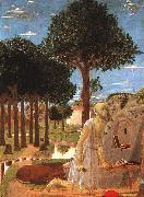 Piero della Francesca The Penance of St. Jerome oil painting picture wholesale