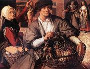 Pieter Aertsen Market Scene oil painting picture wholesale