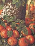 Prentice, Levi Wells Apples Beneath a Tree oil painting picture wholesale