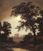 Ralph Blakelock The Poetry of Moonlight oil painting picture wholesale