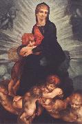 Rosso Fiorentino Madonna and Child with Putti oil painting picture wholesale