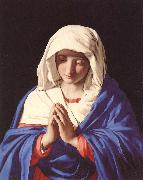 SASSOFERRATO The Virgin in Prayer oil painting picture wholesale