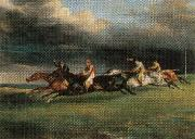 Theodore Gericault Epsom Derby oil painting picture wholesale