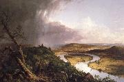 Thomas Cole View from Mount Holyoke,Northampton,MA.after a Thunderstorm oil painting picture wholesale