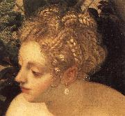 Tintoretto Details of Susanna and the Elders oil painting artist