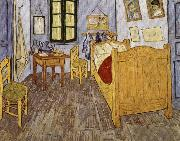Vincent Van Gogh The Artist's Room in Arles Germany oil painting reproduction