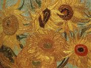 Vincent Van Gogh Sunflowers Germany oil painting reproduction