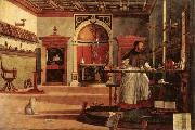 Vittore Carpaccio Saint Augustine in His Study oil painting picture wholesale