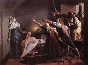 Weerts Jean Joseph l'Assassinat de Marat oil painting picture wholesale