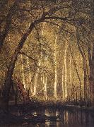 Worthington Whittredge Whittredge oil painting artist