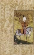 unknow artist A Young Prince on Horseback oil painting picture wholesale