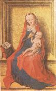 Dirck Bouts The Virgin Seated with the Child (mk05) oil