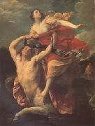 Guido Reni Deianira Abducted by the Centaur Nessus (mk05) oil painting picture wholesale