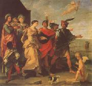 Guido Reni The Abduction of Helen (mk05) oil painting picture wholesale