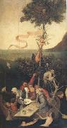 Heronymus Bosch The Ship of Fools (mk05) oil painting artist