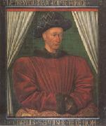 Jean Fouquet Charles VII King of France (mk05) oil painting picture wholesale