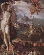 Joachim Wtewael Perseus and Andromeda (mk05) oil painting picture wholesale