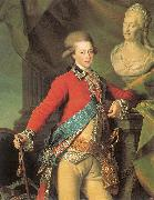 Levitsky, Dmitry Portrait of Alexander Lanskoy, Aide-de-camp to the Empress oil painting picture wholesale