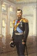 Lipgart, Earnest Emperor Nicholas II oil painting picture wholesale