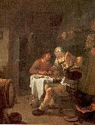 MIERIS, Frans van, the Elder The Peasant Inn oil painting picture wholesale