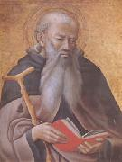Master of the observanza Triptych Anthony Abbot (mk05) oil painting picture wholesale