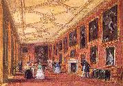 Nash, Joseph The Van Dyck Room, Windsor Castle oil painting picture wholesale