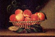 Peale, Raphaelle Bowl of Peaches oil painting picture wholesale