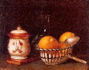 Peale, Raphaelle Lemons and Sugar oil painting picture wholesale