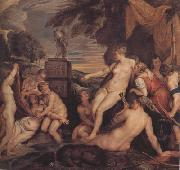 Peter Paul Rubens Diana and Callisto (mk01) oil painting picture wholesale