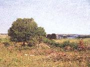 Picknell, William Lamb View from a Meadow oil painting picture wholesale