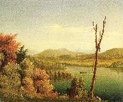 Prentice, Levi Wells Andirondack Lake oil painting picture wholesale