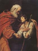 SPADA, Lionello The Return of the Prodigal Son (mk05) oil painting picture wholesale