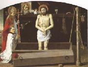 School of Provence The man of Sorrows Standing in the Tomb (mk05) oil painting artist
