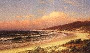 Yelland, William Dabb Moss Beach oil painting artist