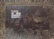 Alfred Sisley The Forge at Marly-le-Roi (san34) oil painting picture wholesale