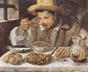 Annibale Carracci The Beaneater (mk08) oil painting picture wholesale