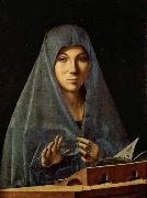 Antonello da Messina Virgin Annunciate (mk08) oil painting picture wholesale