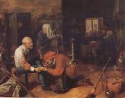 BROUWER, Adriaen The Operation (mk08) oil painting picture wholesale