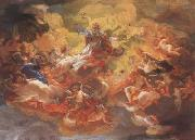 Baciccio The Apotheosis of St Ignatius (mk08) oil painting picture wholesale