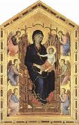 Duccio di Buoninsegna Rucellai Madonna (mk08) oil painting picture wholesale