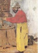 Edouard Vuillard Portrait of Toulouse-Lautrec (mk09) oil painting picture wholesale