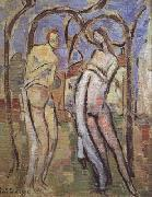 Emile Bernard Adam and Eve (mk06) oil painting picture wholesale